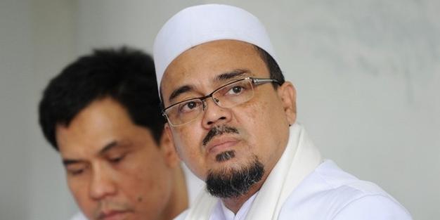 Imam Besar Front Pembela Islam (FPI) Habib Rizieq Shihab