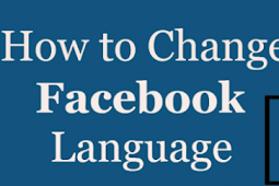 How to Change Facebook Language Back to English 2019