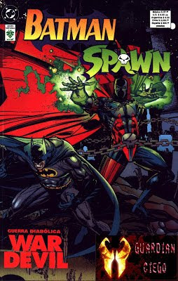 batman spawn