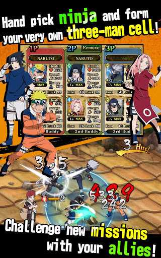 Ultimate Ninja Blazing 1.9.1 Apk download