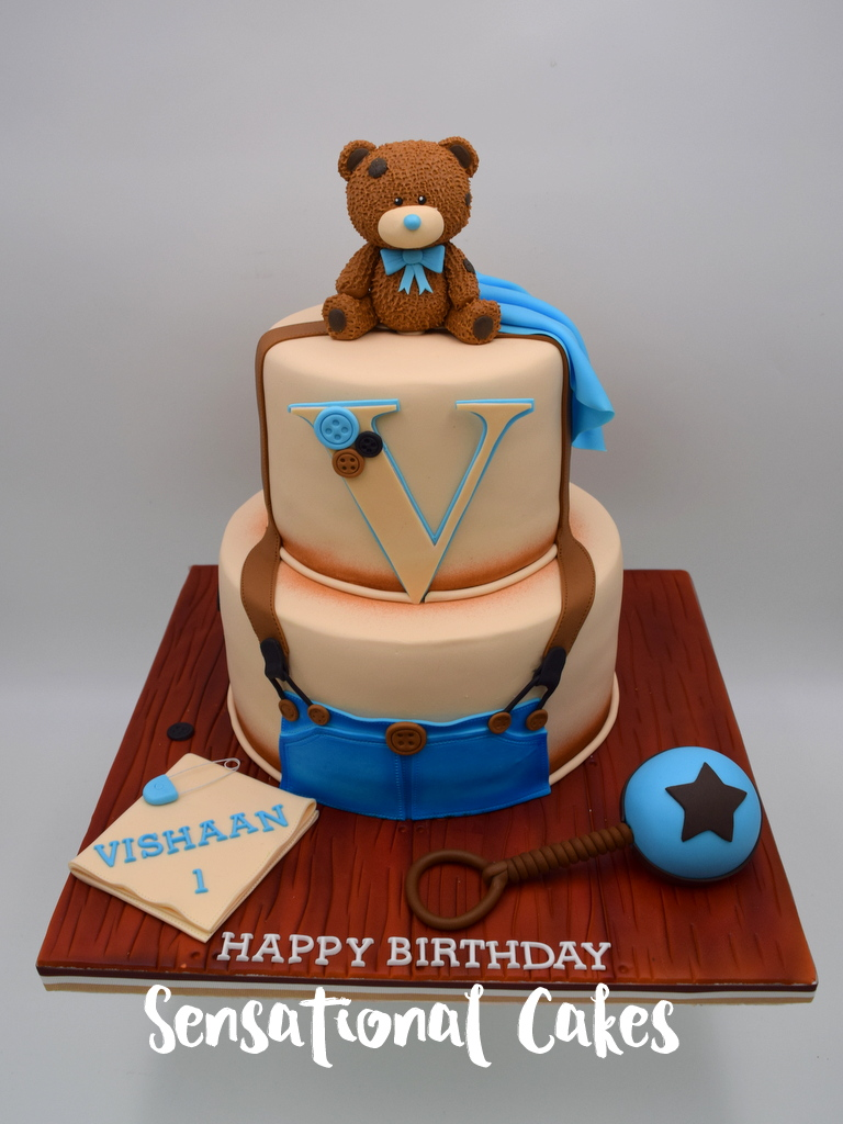 nice wedding cakes singapore the sensational cakes teddy blue with suspender and 17844