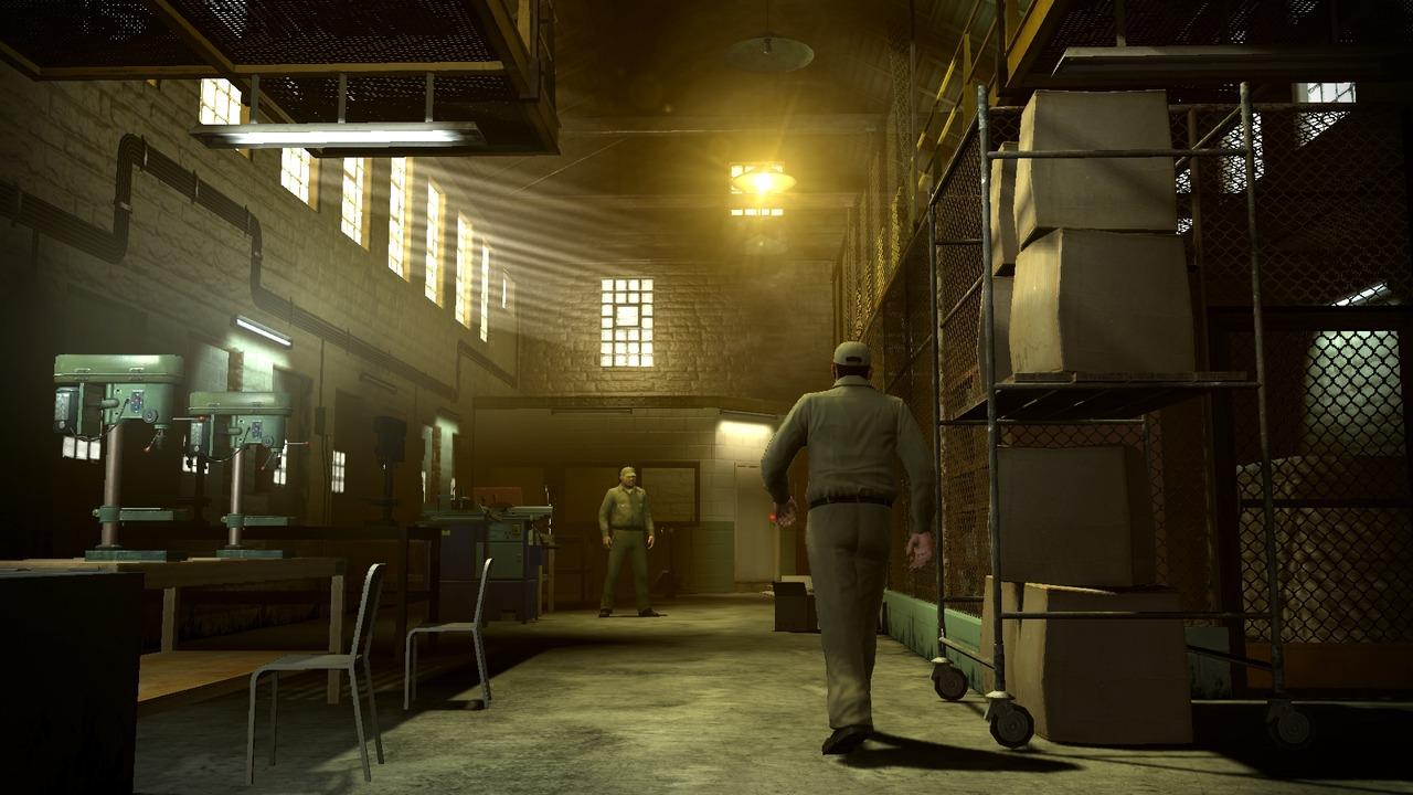 تحميل لعبة prison break the conspiracy