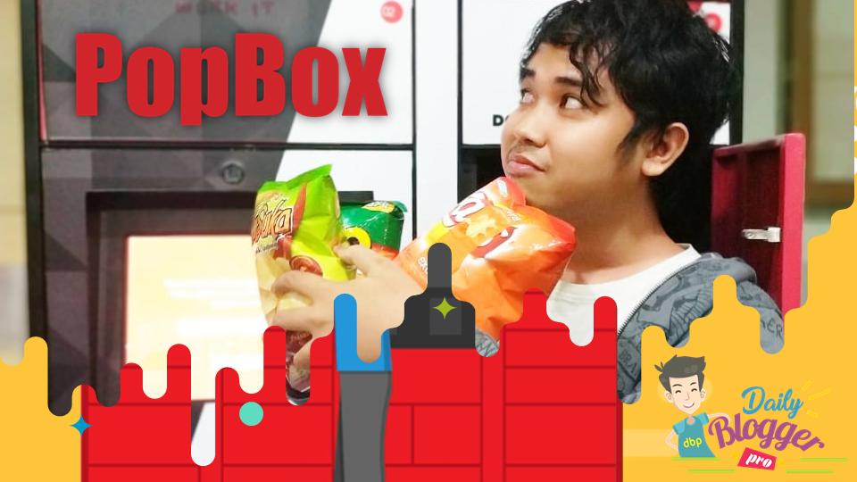 Titip Barang Jadi Lebih Mudah Semenjak Ada Popbox Smart Locker