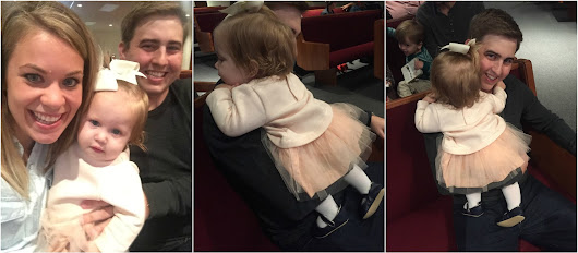 emma grace's baby dedication