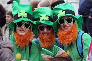 Happy St Patrick's Day Sayings