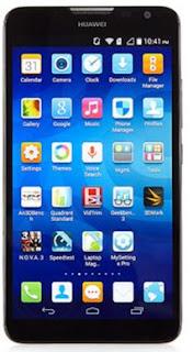 Celular Huawei Ascend Mate 2 com Bateria Vida Útil Longa