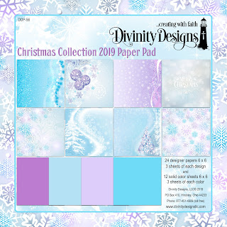 Divinity Designs LLC Christmas Collection 2019