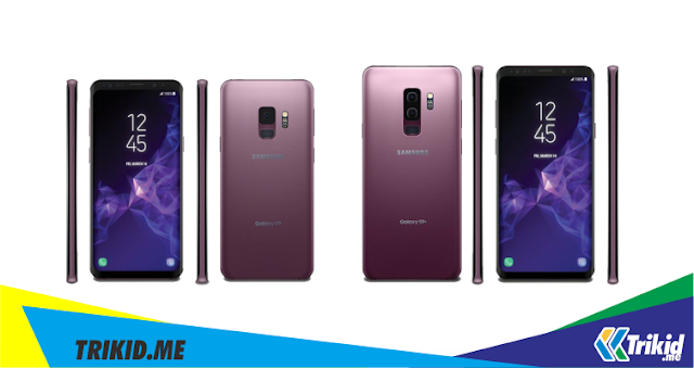 Samsung Luncurkan SAMSUNG Galaxy S9
