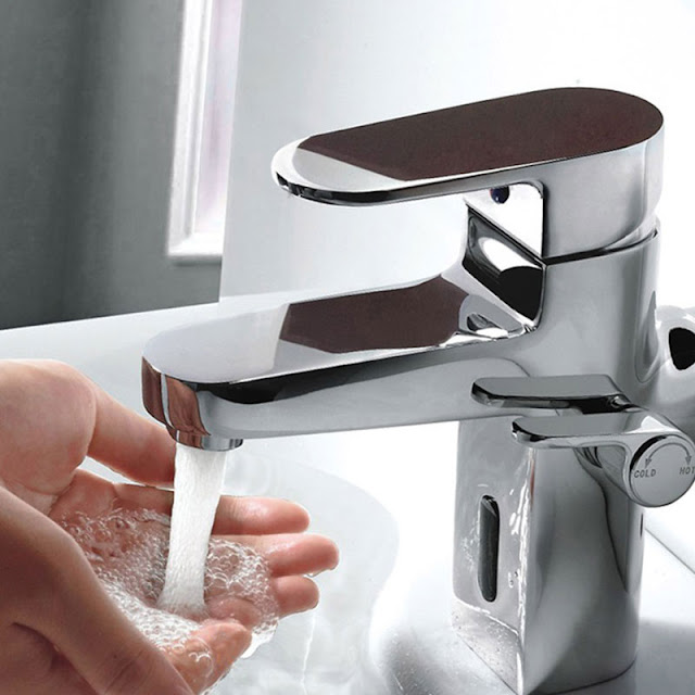 Touch less Faucets For Bathroom
