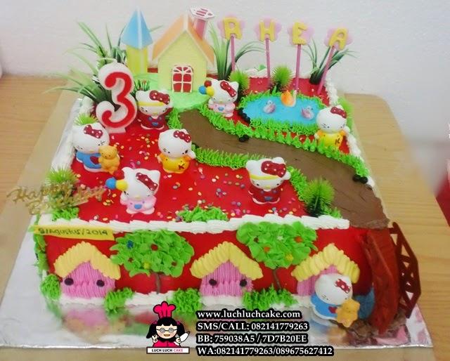 Luch Luch Cake Agustus 2014