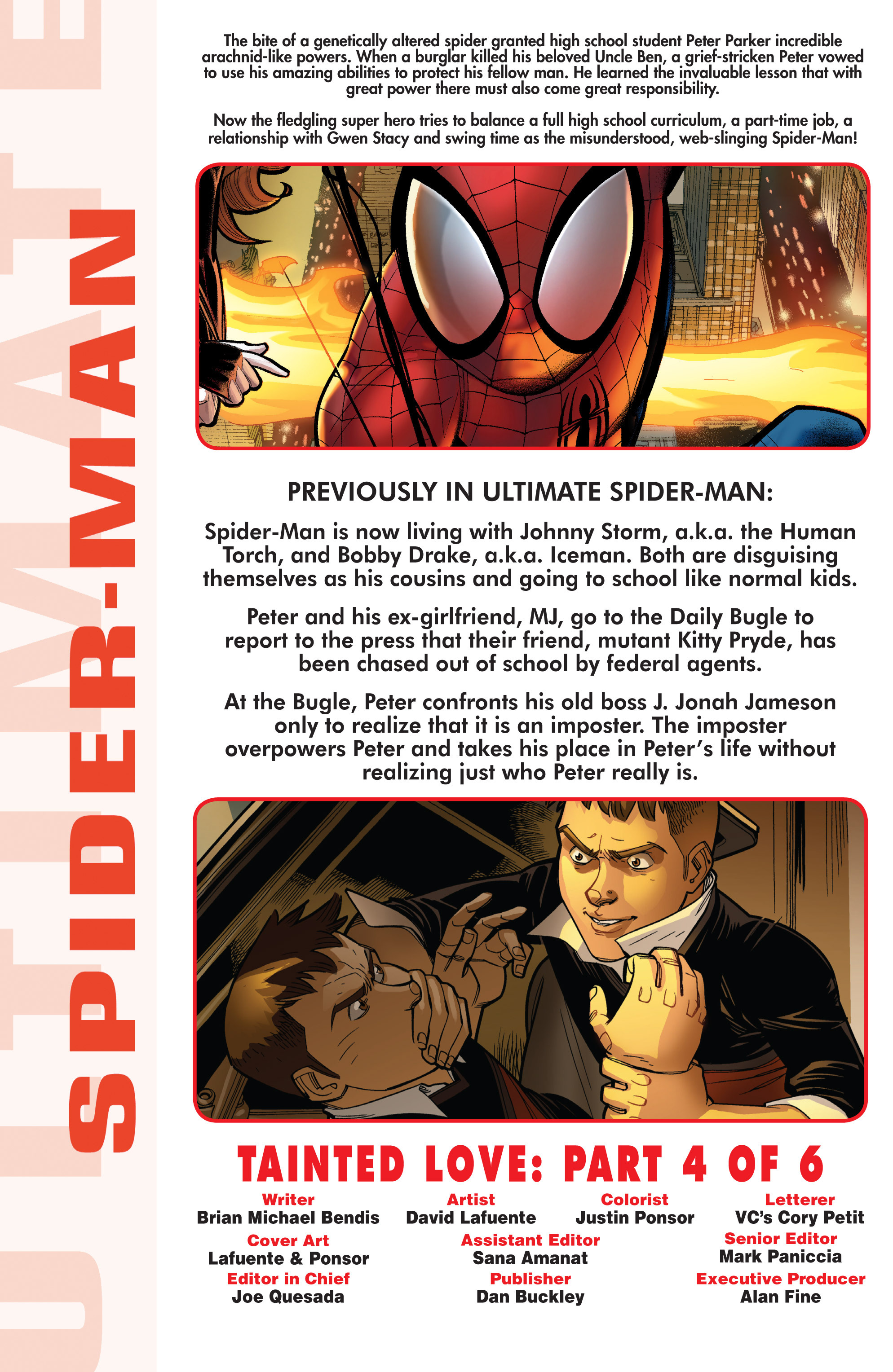 Read online Ultimate Spider-Man (2009) comic -  Issue #12 - 2
