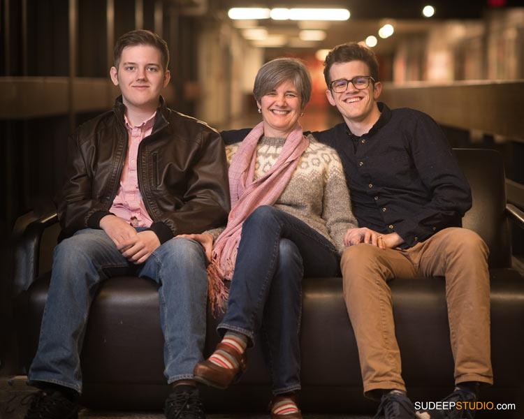 Artistic Professional Family Portrait that feels warm SudeepStudio.com