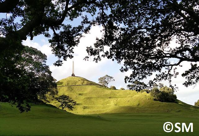 Photode One Tree Hill cartère sud-ouest Auckland Nouvelle-Zélande
