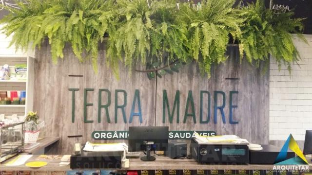 projeto arquitetura obra loja balcão decoração produtos naturais terra madre copacabana