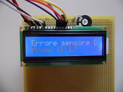 Il sensore DHT11 non risponde correttamente - foto di Paolo Luongo