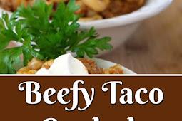 Beefy Taco Goulash