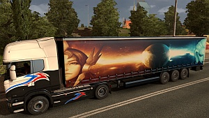 Leona vs Diana trailer mod updated