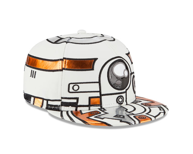 New Era x Star Wars: The Force Awakens Kollektion