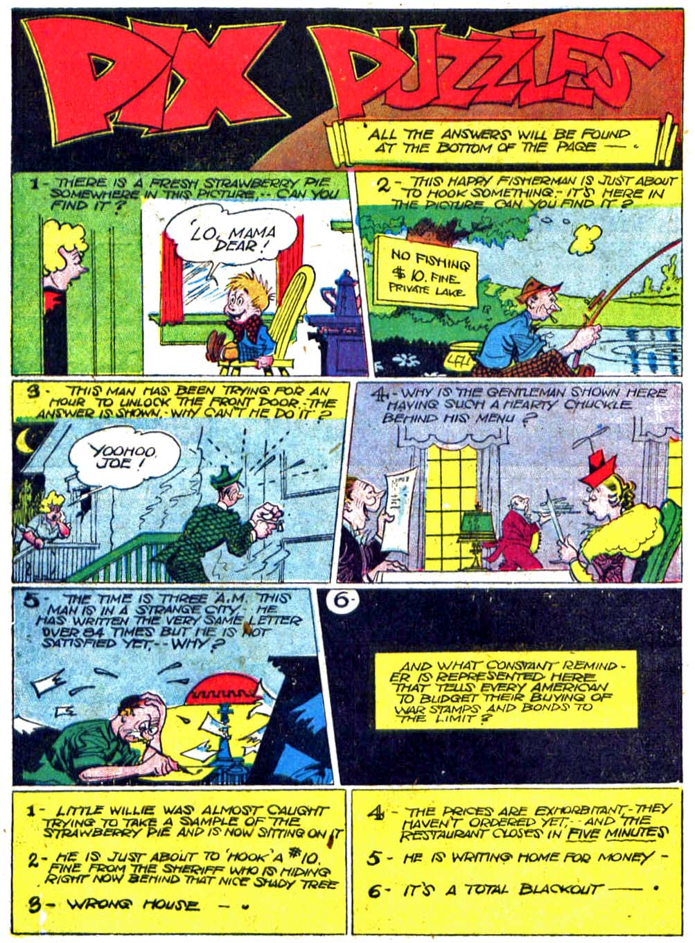 Star Spangled Comics (1941) issue 27 - Page 50