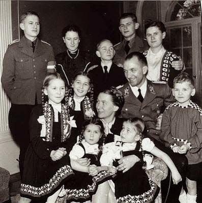 Mujer y madre en el III Reich