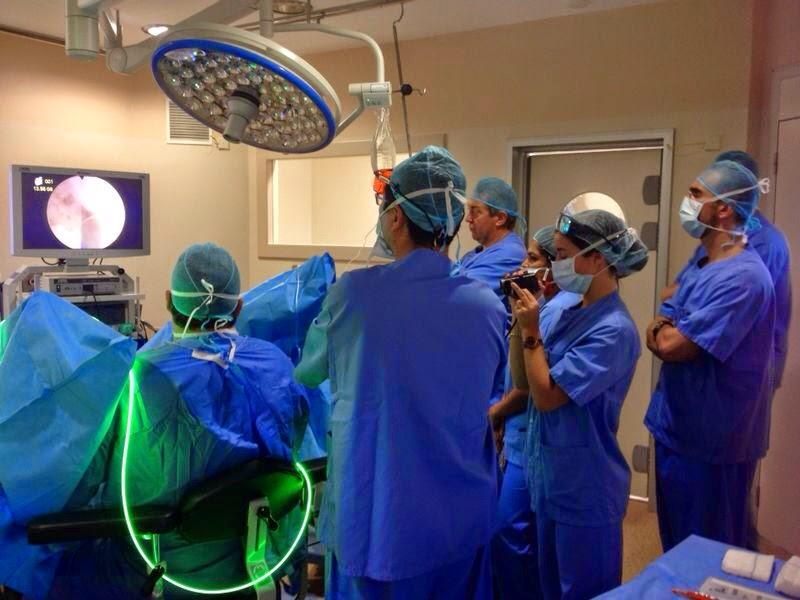 mejor hospital de próstata láser romano