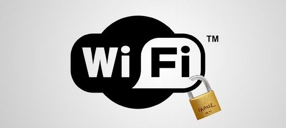 Wi Fi seguro- roteador