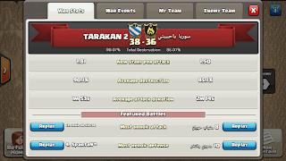 Clan TARAKAN 2 vs #9VOQUG2P, TARAKAN 2 Victory