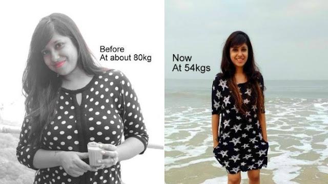 Pengalaman Diet- Wow Ibu Ini Sukses Turun 25 Kg, Mau Coba ? Begini Caranya