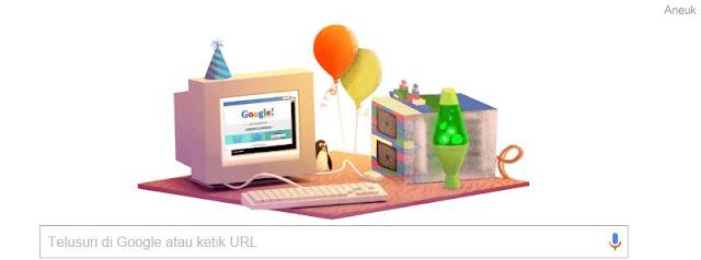 Kapan Ulang Tahun Google ?
