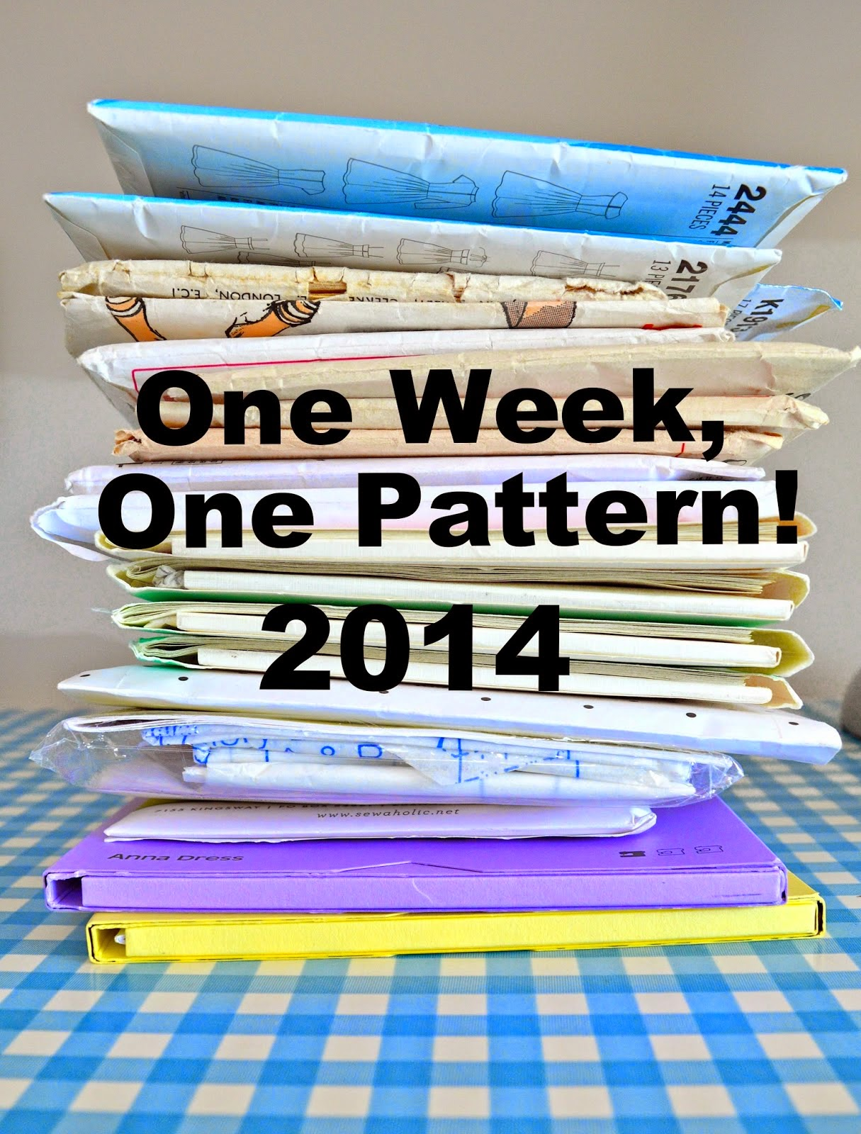 One week one pattern