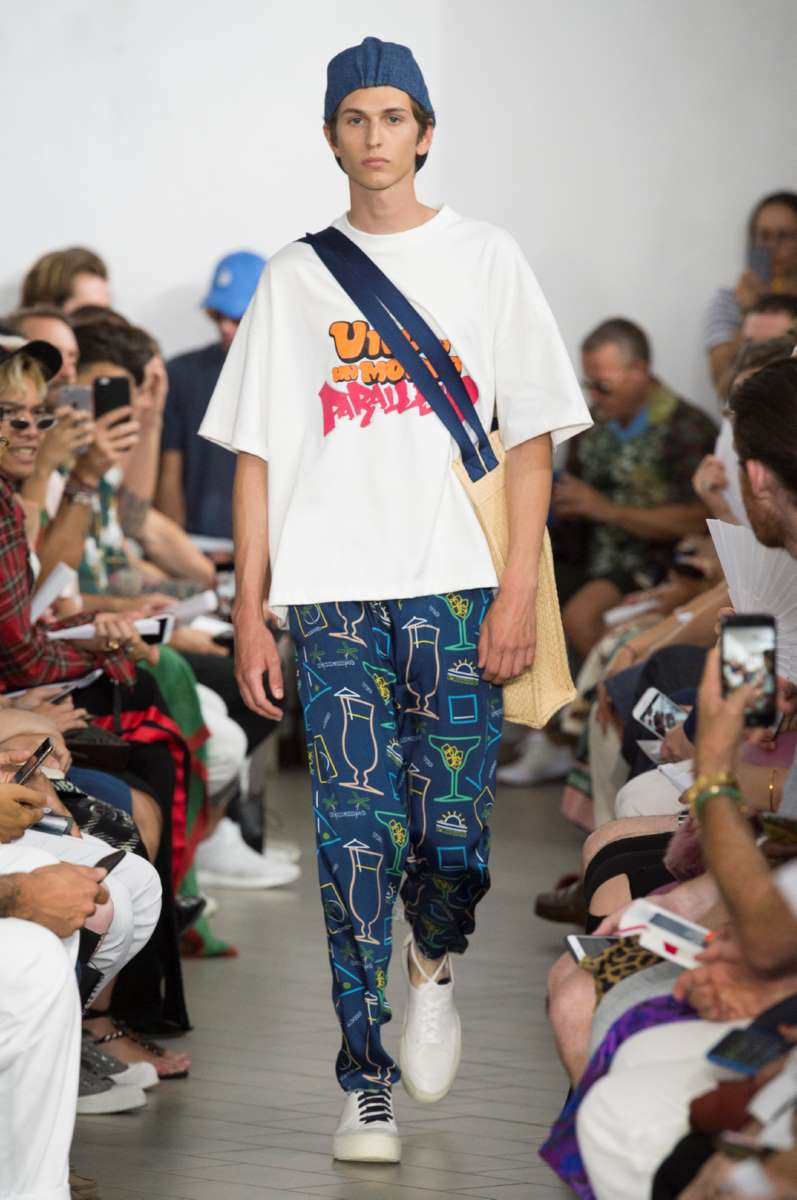 SUNNEI Spring-Summer 2018 - Milan Fashion Week