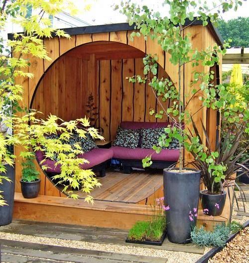 inspirujące aranżacje ogrodów, galeria zdjęć