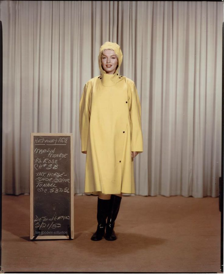 Interesting Photos Of Marilyn Monroe Wardrobe Tests For