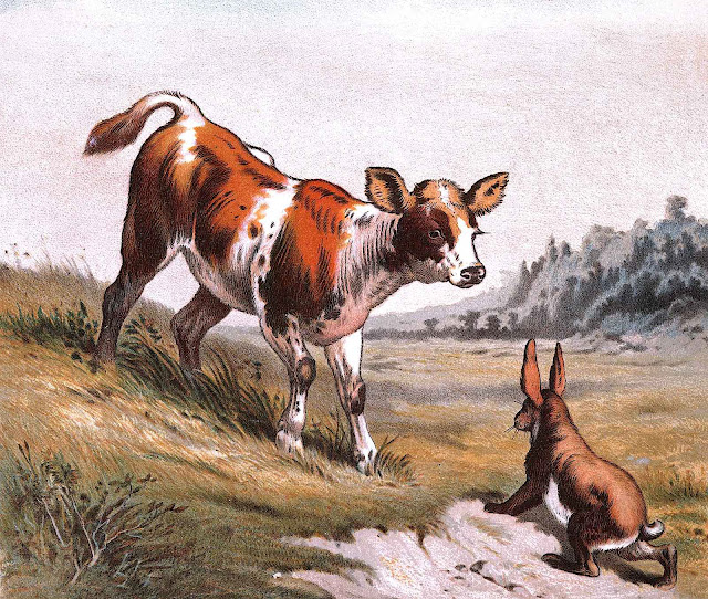 a Margaret Sidney children's book illustration