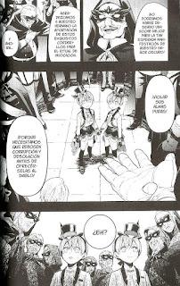 Reseña de Black Butler (Kuroshitsuji 黒執事) vol.27 de Yana Toboso - Norma EditorialReseña de Black Butler (Kuroshitsuji 黒執事) vol.27 de Yana Toboso - Norma Editorial