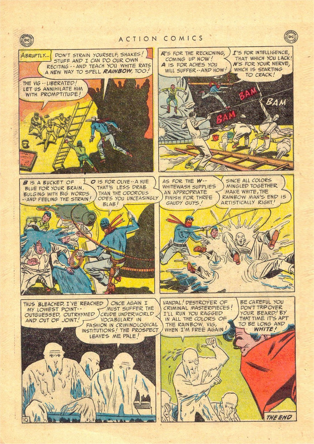 Action Comics (1938) 156 Page 46