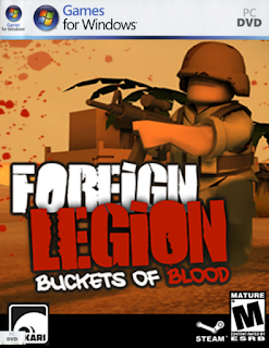 Foreign Legion Buckets Of Blood