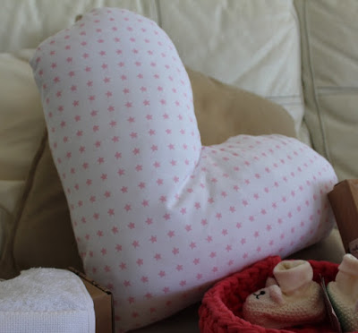 Cojín DIY para bebe