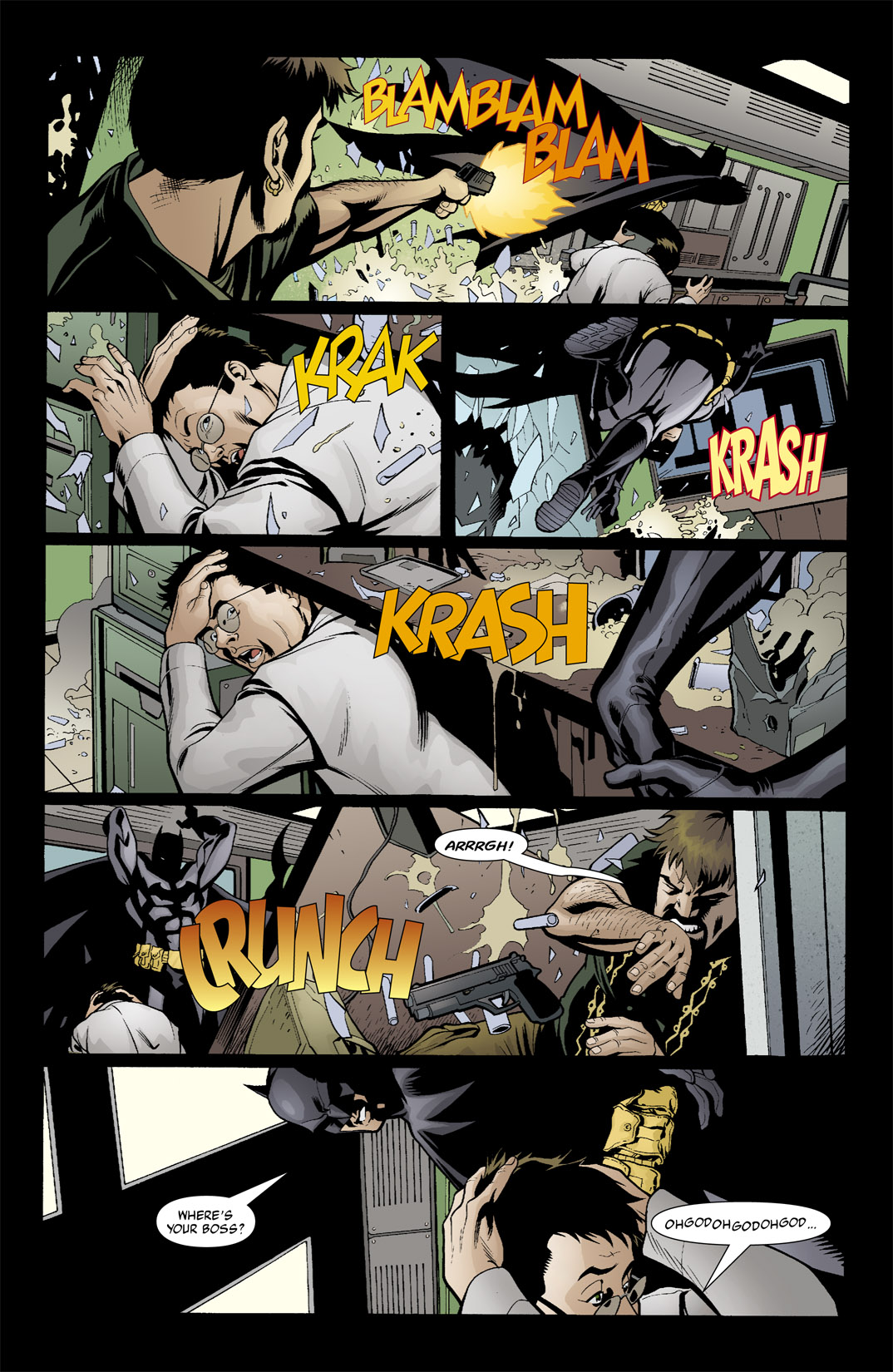 Detective Comics (1937) 790 Page 15
