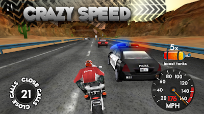 Download Highway Rider Apk Mod v1.9.1 (Unlimited Boosts)