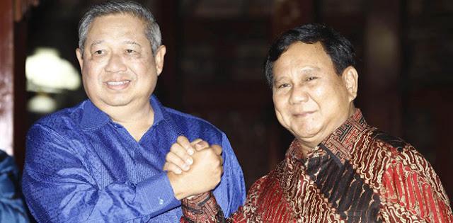 SBY: Pak Prabowo Calon Presiden Kita