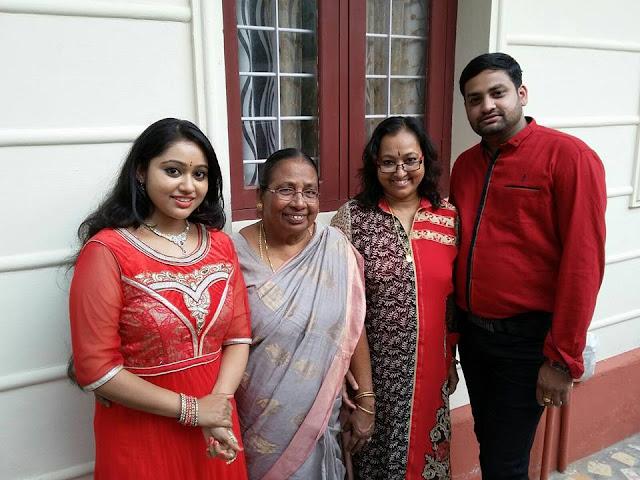 Actress meghna vincent to marry don tony vinodadarshan for Nisha bano husband name