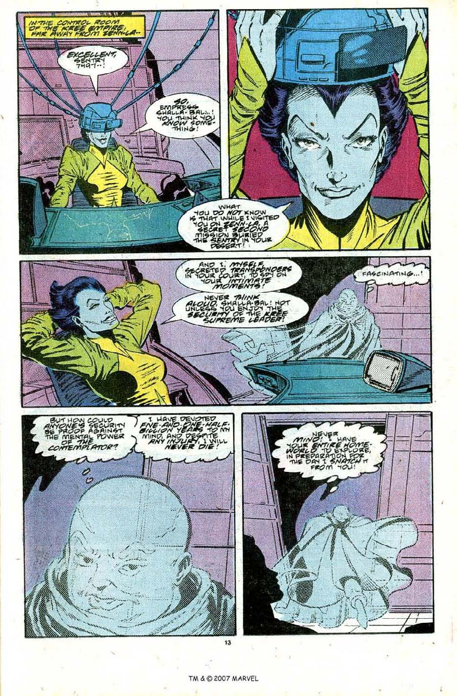 Read online Silver Surfer (1987) comic -  Issue #28 - 15