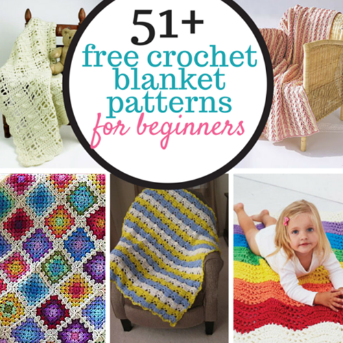 Free Crochet Blanket Patterns for Beginners