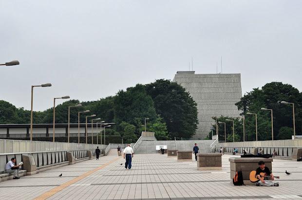 Japan 2012 - Ueno Park In Tokyo