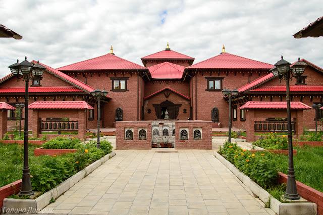 Путешествия: Отель Непал