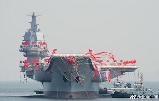 Kapal Induk Shandong CV-17