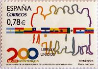 BICENTENARIO DE LA INDEPENDENCIA DE LAS REPUBLICAS IBEROAMERICANAS (II)