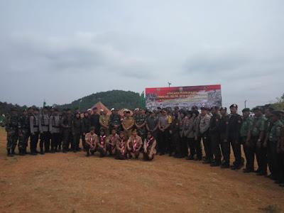 TMMD ke-103 Tahun 2018 Kodim 0410/ Kota Bandarlampung Resmi Dibuka