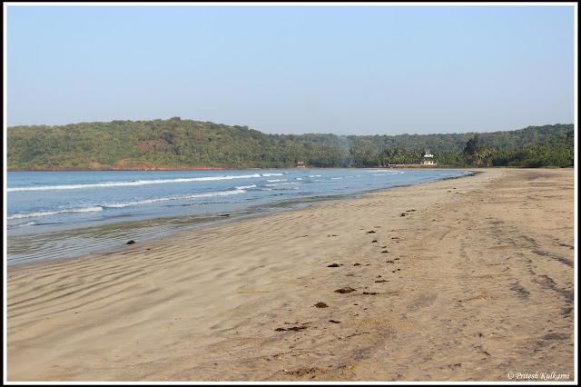 Waravade beach